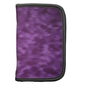 Niebla púrpura organizadores