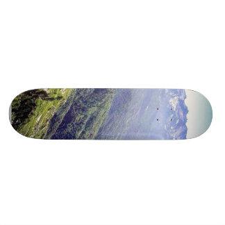 Niebla sobre las colinas patines personalizados