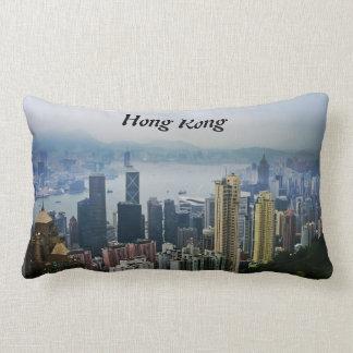 Nieblas del puerto de Hong Kong Cojines