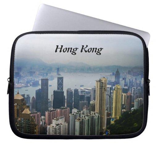 Nieblas del puerto de Hong Kong Manga Portátil