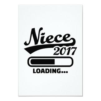 Niece 2017 card