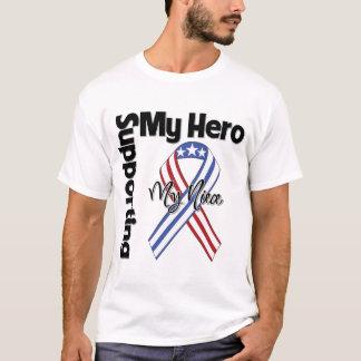 Niece - Military Supporting My Hero T-Shirt