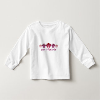 Niece of the Bride Toddler T-shirt