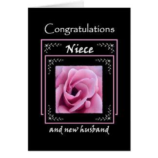 black and white wedding wishes greeting cards zazzle