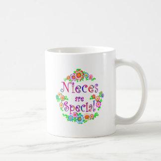 NIECES are Special Classic White Coffee Mug