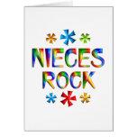 NIECES ROCK CARD