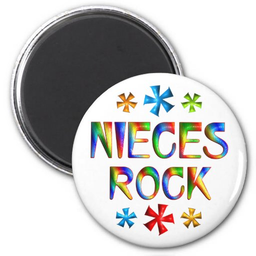 NIECES ROCK MAGNETS