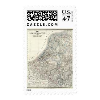 Niederlande, Belgien - Netherlands, Belgium Postage