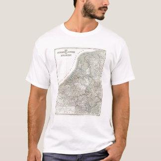 Niederlande, Belgien - Netherlands, Belgium T-Shirt