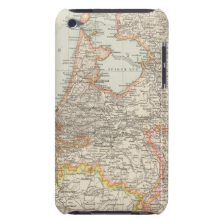 Niederlande - Netherlands Map iPod Touch Case-Mate Case