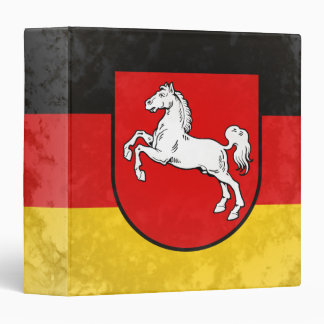 Niedersachsen 3 Ring Binder