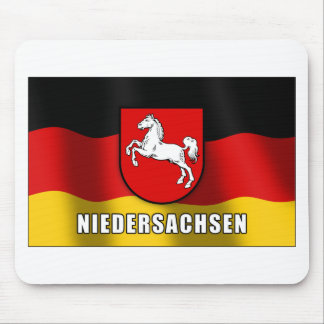 Niedersachsen coat of arms mouse pad