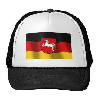 Niedersachsen coat of arms trucker hat