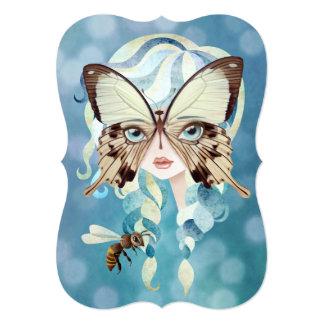 Niella Butterfly Fairy Invitation