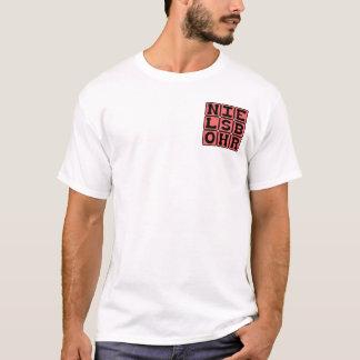 Niels Bohr, Danish Physicist T-Shirt