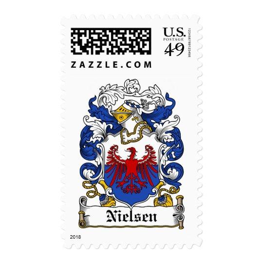 Nielsen Family Crest Postage