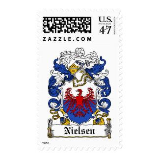 Nielsen Family Crest Stamp
