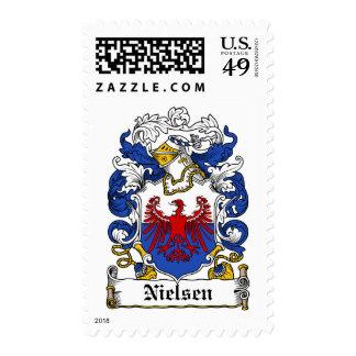 Nielsen Family Crest Stamps
