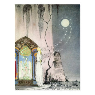 Nielsen s East of the Sun and West of the Moon Postcards