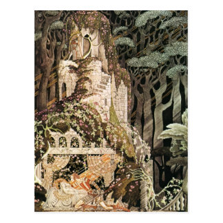 Nielsen's Hansel and Gretel Postcards