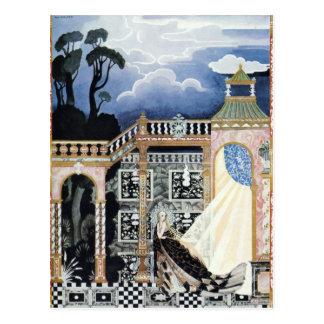 Nielsen's Hansel and Gretel Postcards