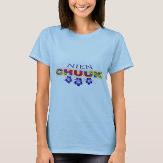 Nien Chuuk on Purple T-Shirt