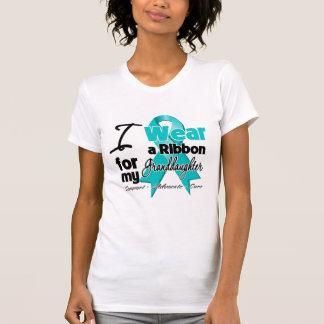 Nieta - cinta de la conciencia del trullo camiseta