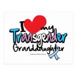 Nieta del transexual postal