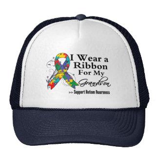 Nieto - cinta del autismo gorras