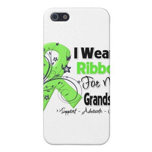 Nieto - cinta del linfoma iPhone 5 carcasa