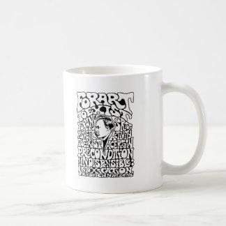 Nietzche - arte - MOD Taza De Café