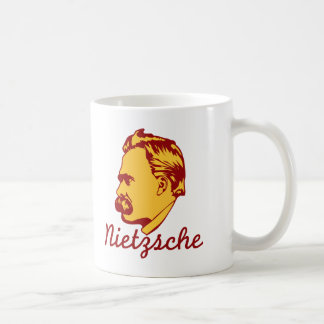 nietzche taza de café