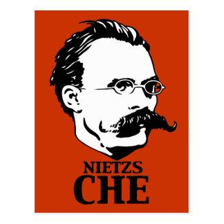 Nietzs-Che Postcard