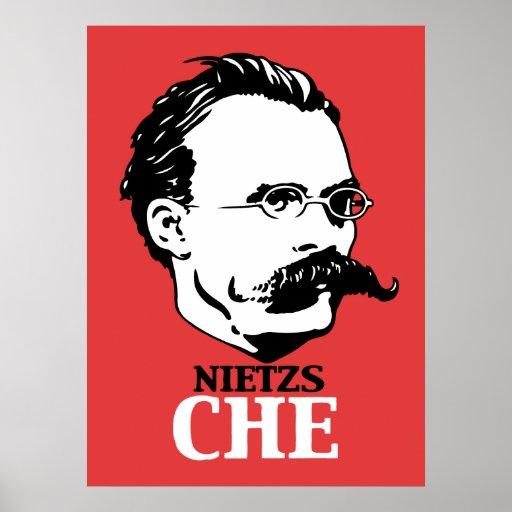 Nietzs-Che Póster