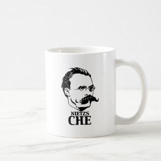 Nietzs-Che Taza De Café