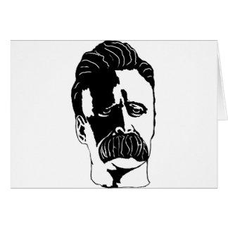 Nietzsche1.2n Tarjeta De Felicitación