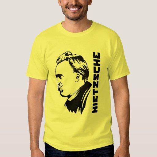 Nietzsche1 Tee Shirts
