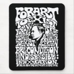 Nietzsche - Art Mousepad