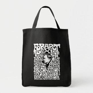 Nietzsche - Art Tote Bag