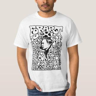 Nietzsche - arte camisas