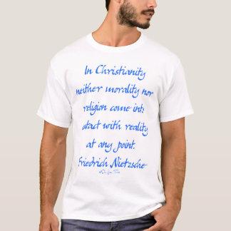 Nietzsche Christianity T-Shirt