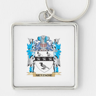 Nietzsche Coat of Arms - Family Crest Keychain