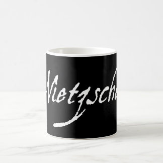 """NIETZSCHE"" COFFEE MUG"