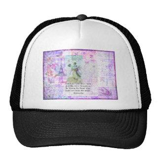 Nietzsche dancing and music quote trucker hat