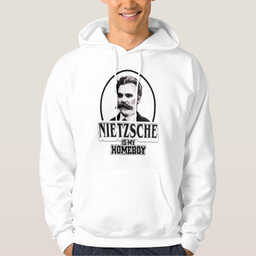 Nietzsche es mi Homeboy Sudadera