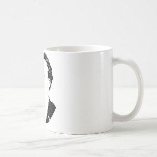 Nietzsche Face Coffee Mug