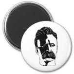 Nietzsche Fridge Magnet