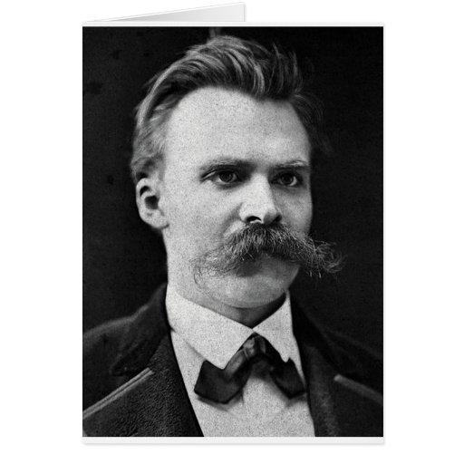 Nietzsche Greeting Cards