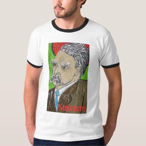 Nietzsche in Color T Shirt