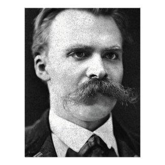Nietzsche Customized Letterhead